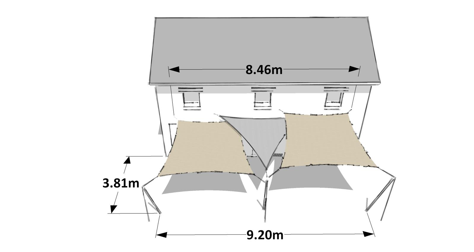 id es d 39 am nagement toiles et voiles. Black Bedroom Furniture Sets. Home Design Ideas